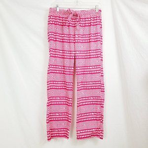 Vineyard Vines XS Pajama Lounge Pants Polka Dots